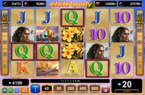 Slot MachineAloha PartyGratis Online