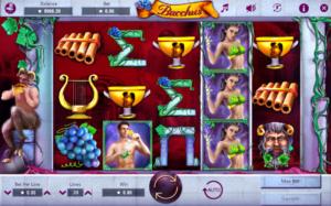Slot MachineBacchusGratis Online