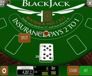 BlackJack WazdanSlot Machine Online Gratis