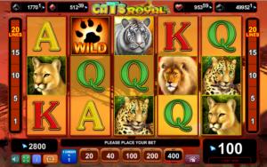 Cats RoyalGiochi Slot Machine Online Gratis
