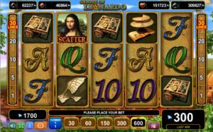 Genius of LeonardoGiochi Slot Machine Online Gratis
