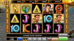 Slot MachineGrace of CleopatraGratis Online
