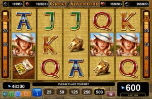 Giochi Slot Great Adventure Online Gratis