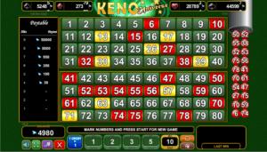 Keno UniverseSlot Machine Online Gratis