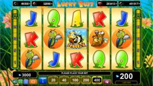 Lucky BuzzGiochi Slot Machine Online Gratis