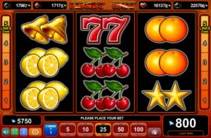 Lucky HotSlot Machine Online Gratis