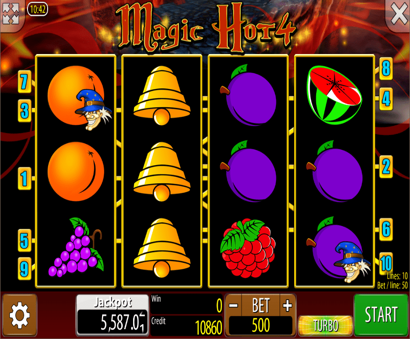Hot slot magic target online