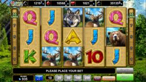 Slot MachineMajestic ForestGratis Online