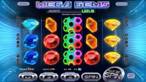Giochi SlotMega GemsOnline Gratis