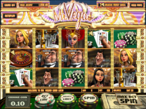 Mr.Vegas Slot Machine Online Gratis
