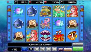 Ocean RushSlot Machine Online Gratis