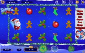 Santas KissGiochi Slot Machine Online Gratis
