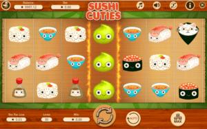 Sushi CutiesSlot Machine Online Gratis