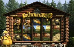Giochi SlotThe ExterminatorOnline Gratis