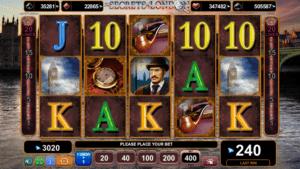 The Secrets of LondonGiochi Slot Machine Online Gratis