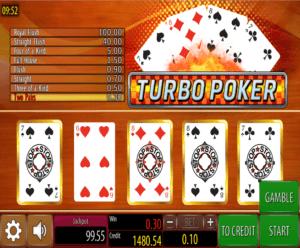 Giochi SlotTurbo PokerOnline Gratis