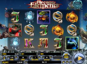 Arcane ElementsGiochi Slot Machine Online Gratis