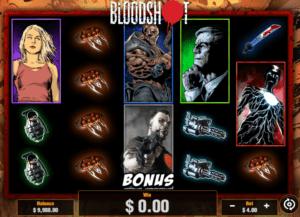 Slot MachineBloodshotGratis Online