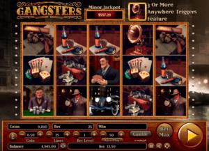 Slot MachineGangstersGratis Online