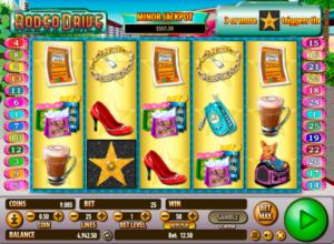 Giochi Slot Rodeo Drive Online Gratis