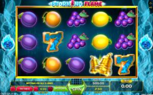 Storming Flame Slot Machine Online Gratis