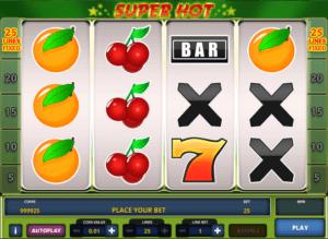 Giochi SlotSuper Hot Zeus PlayOnline Gratis