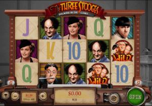 Slot MachineThe Three StoogesGratis Online