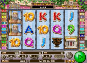 Zeus Habanero Slot Machine Online Gratis