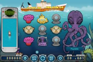 Deep Blue Slot Machine Online Gratis