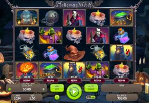 Halloween Witch Giochi Slot Machine Online Gratis