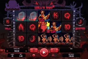 Hells BandGiochi Slot Machine Online Gratis
