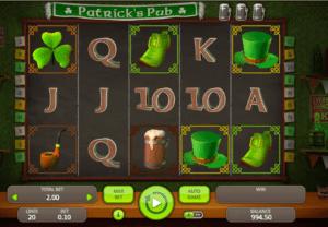 Giochi SlotPatricks PubOnline Gratis