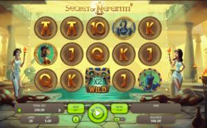 Secret of NefertitiGiochi Slot Machine Online Gratis