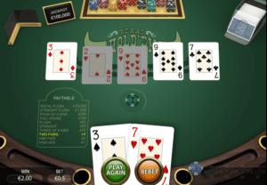 Texas Holdem PariPlaySlot Machine Online Gratis