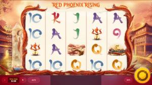 Red Phoenix RisingSlot Machine Online Gratis