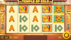 Giochi SlotTemple of GoldOnline Gratis