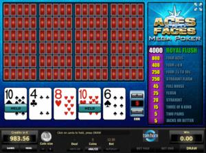 Aces and Faces MPGiochi Slot Machine Online Gratis