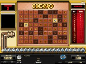 Keno THGiochi Slot Machine Online Gratis