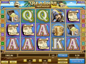 Slot MachineTreasure IslandGratis Online