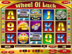 Wheel of Luck THGiochi Slot Machine Online Gratis