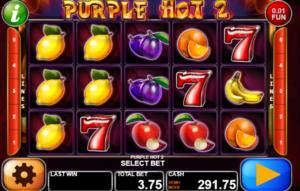 Tecnologia utilizzata con slot machine