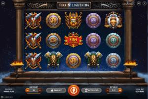 Fire Lightning Slot Machine Online Gratis
