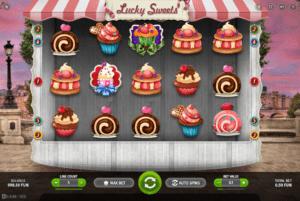 Slot Machine Lucky Sweets Gratis Online
