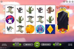 Slot Machine Slotomon Go Gratis Online