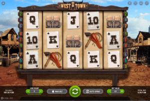 West Town Slot Machine Online Gratis