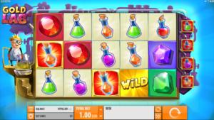 Slot Machine Gold Lab Gratis Online