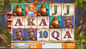 Giochi Slot Goldilocks and the Wild Bears QuickSpin Online Gratis
