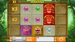 Slot Machine Mayana Gratis Online