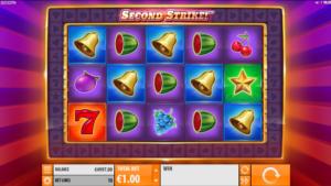 Second Strike Slot Machine Online Gratis