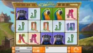 Giochi Slot Tales of Dr Dolittle Online Gratis